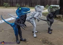Halloween Costumes Jurassic Dinosaurs Costume Video Games Plays