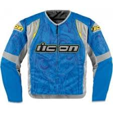 blue motorcycle jacket icon overlord sportbike sb1 mesh motorcycle jacket blue leather