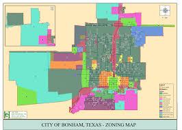 Michigan Burn Permit Map by Planning U0026 Developement City Of Bonham