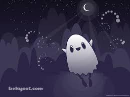 halloween background deviantart bu the ghost wallpaper by lafhaha on deviantart