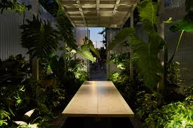 trendsetter interiors mini living forests installation by asif khan