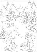 Coloriage Le monde de Narnia choisis tes coloriages Le monde de