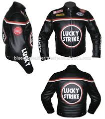 padded leather motorcycle jacket lucky strike motorbike jacket lucky strike motorbike jacket