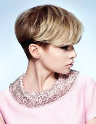 very short highlighted hairstyles very short hair with shaved sides and highlights pixie cut