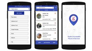 find android app billionables app will help find accessible places for disabled