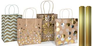 where to buy goodie bags gold gift bags gift wrap party city