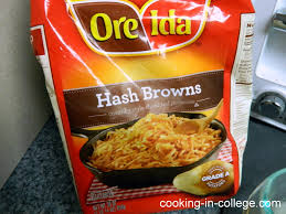 ore ida country style hash browns