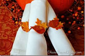 thanksgiving napkin rings kid craft lesson plans