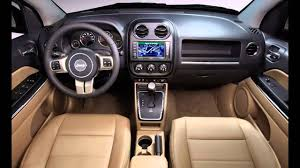 car jeep 2016 2016 jeep compass interior youtube