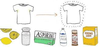 remove clothes 9 diy ways to remove sweat stains from clothes the secret