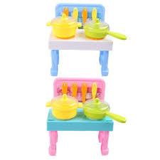 jouer cuisine en plastique mini cuisine cuisine ensemble enfants jouer à faire