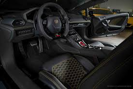 Lamborghini Huracan Interior - car pictures