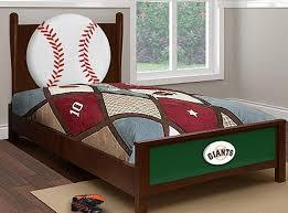Baseball Bed Frame Toddler Baseball Bedroom Ideas Foster Catena Beds Baseball