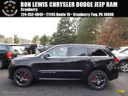 jeep srt 2015 2015 brilliant black crystal pearl jeep grand cherokee srt 4x4