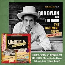 rare cool stuff unltd bob dylan basement tapes complete