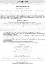 Respiratory Therapist Job Description Resume by Resume For A Respiratory Therapist