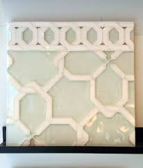Ann Sacks Kitchen Backsplash by Mel U0026 Liza Designer Splurge Ann Sacks Tile