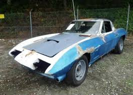 cheap corvette 1967 corvette stingray for sale 14 900