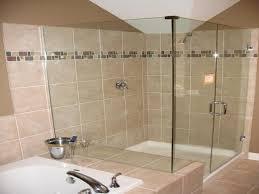 bathroom ideas cream ceramic shower tile for bathroom with glass