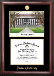 harvard diploma frame harvard crimson harvard gold embossed frame widener