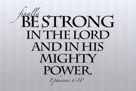 bible verses strength ephesians 6 10 hd wallpaper free