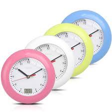 Wall Clocks by Online Get Cheap Bathroom Wall Clocks Aliexpress Com Alibaba Group