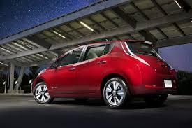 nissan leaf extended warranty 2016 nissan leaf boasts extended range of 107 miles the fast