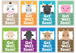 kids get well soon free get well card chaosko tk
