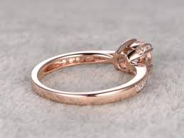 engagement ring payment plan payment plan for special customer 6 5mm cut morganite