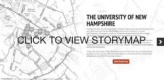 Unh Campus Map Architecture X Technology X Unh