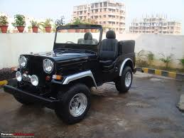 indian jeep mahindra mahindra cj history photos on better parts ltd