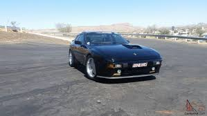 porsche 944 black 944 86 n a in vic