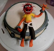 Animal Drum Cake By Kreativekortney On Deviantart