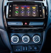 asx mitsubishi interior 2018 upgrade for mitsubishi asx behind the wheel