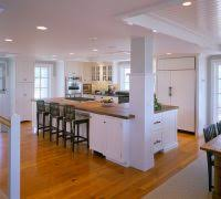 kitchen islands with columns kitchen island with columns kitchen midcentury with modern house
