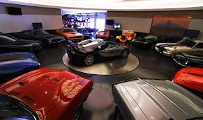 car garages most expensive car garages