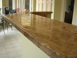 Ceramic Tile Kitchen Countertops by 150 Best Kitchen Countertop Images On Pinterest Kitchen Home
