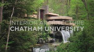 interior architecture fallingwater intensive maymester course