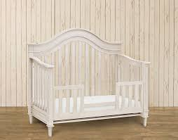 Convertible Cribs With Toddler Rail by Franklin U0026 Ben Amelia 4 In 1 Convertible Crib Kids Furniture In