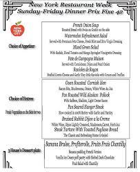 chambre d hotes besan輟n 2016年7月至8月纽约餐厅周又到了 老司机推荐 最最值得去的餐厅 合集 附