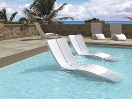 Plastic Chaise Lounge Furniture Cabana Club Woven Chaise Lounge Armless By Tropitone