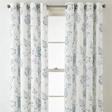 Jcpenney Home Collection Curtains Jcpenney Home Quinn Jacobean Grommet Top Curtain Panel Jcpenney