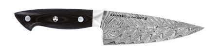 zwilling j a henckels kramer euroline damascus 9 carving knife