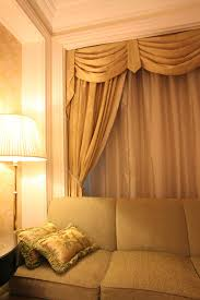 dressy drapes and swags interior design window treatments