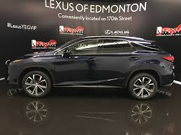 lexus of edmonton careers new 2017 lexus rx 350 luxury package 4 door sport utility in