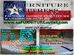Billy Bobs Beds by Sa Furniture San Antonio Furniture Of Texas