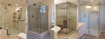 shower door contractors pro shower doors maryland custom shower enclosures installations
