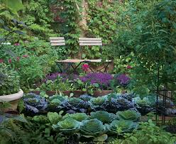 Potager Garden Layout Plans Who Says A Kitchen Garden Can T Be Beautiful Finegardening