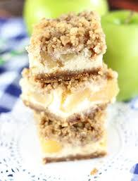Gingersnap Pumpkin Cheesecake by Caramel Apple Cheesecake Streusel Bars With Gingersnap Walnut Crust