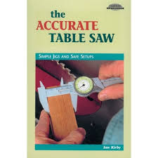 Table Saw Black Friday The Accurate Table Saw Simple Jigs And Safe Setups